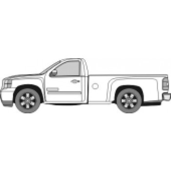 07-13 CHEVROLET SILVERADO Regular Cab