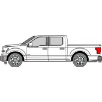 15-18 FORD F SERIESF 150 Crew Cab