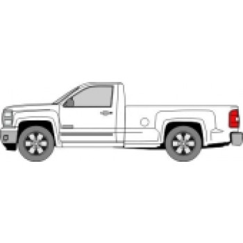 14-16 CHEVROLET SILVERADO 2500 Regular Cab